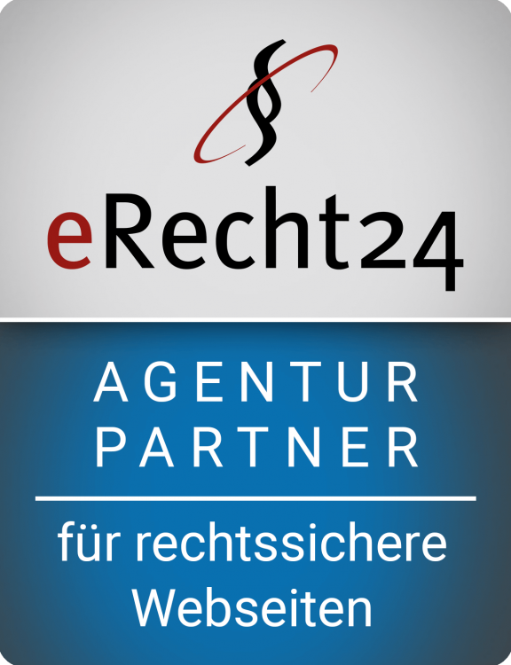 Agenturpartner von eRecht24 | ISS - Internet Services | websites, hosting & digital marketing